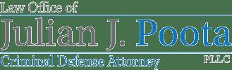 Julian J. Poota Law Logo